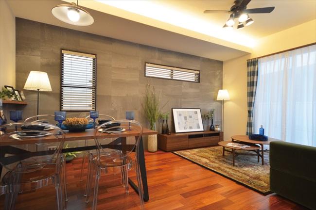和光市 ポラスの分譲住宅 ブリックステイト和光 モデルハウス写真
